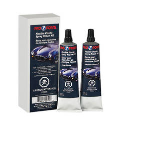 Pro Form Flexible Plastic Epoxy Repair Kit 2 x 150ml