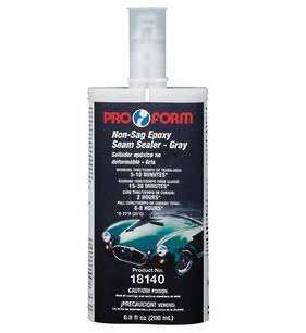 Pro Form Non Sag Epoxy Seam Sealer
