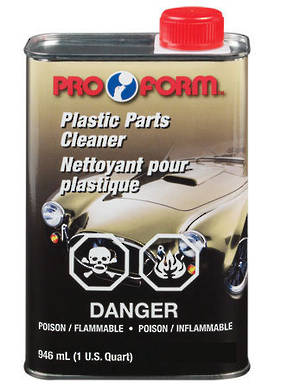 Pro Form Plastic Parts Cleaner 946ml