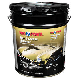 Pro Form Wax and Grease Remover Strong 18.9L
