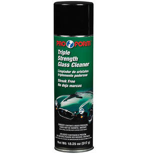 Pro Form Triple Strength Glass Cleaner