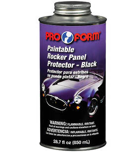 Pro Form Paintable Rocker Panel Protector 850ml