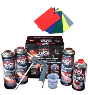 Pro Form Tintable Buck Shot Truck Bed Protective Coating 3.5L Kit