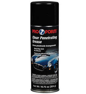 Pro Form Clear Penetrating Grease Aerosol