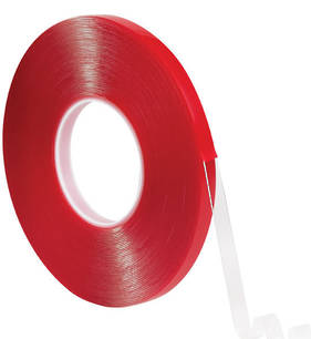 Pro Form Premium Double Sided Acrylic Foam Tape Clear 12mm x 18m