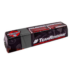 Renegade Clay Bar Black Magic Stainless Line Compound