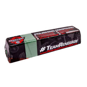 Renegade Clay Bar Green Aluminium Line Compound