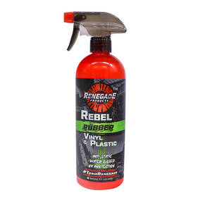 Renegade Rebel Rubber and Vinyl Conditioner 24oz