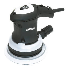 RUPES Electric Random Orbital Palm Sander with Built-in Dust Bag