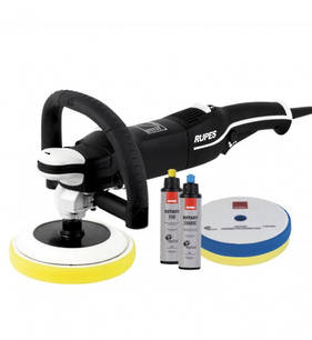 RUPES Big Foot LH 19E Professional Rotary Polisher Standard Kit