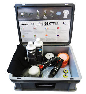RUPES Pneumatic BigFoot Polishing Spot Repair Kit