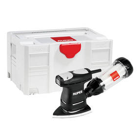 RUPES Electric Variable Speed Orbital Delta Palm Sander Kit