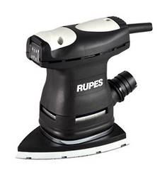 RUPES Electric Orbital Delta Palm Sander with Built-in Dust Bag