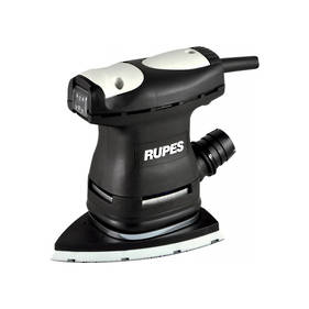 RUPES Electric Variable Speed Orbital Delta Palm Sander with Built-in Dust Bag