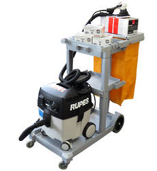 RUPES Smart Repair 'Skorio E' Compact Dustless Sanding System Combo RUS130EL