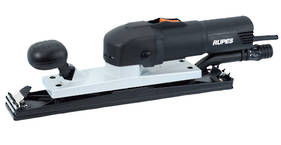 RUPES 400 x 70mm Electric Long Board Orbital Sander