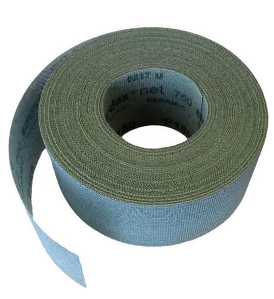Smirdex Net  (750)  Velcro Abrasive Roll 70mm x 25m