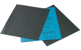 Smirdex Wet and Dry Abrasive Sheets