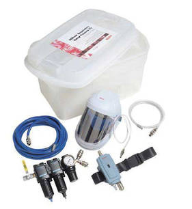 Honeywell Willson Respiratory Spray Painters Kit