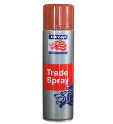 Tetrosyl Trade Spray Red Oxide Primer 500ml