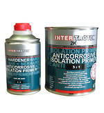 Inter Troton 2K Wet on Wet 3:1 Anticorrosive Isolation Acrylic Primer 1 Litre Kit