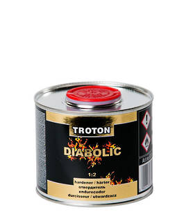 Troton Diabolic 1:2 Acrylic Clearcoat Activator 0.5 Litre