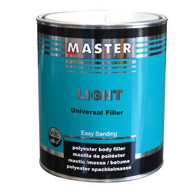 Troton Master Light Universal Polyester Body Filler 3 Litre