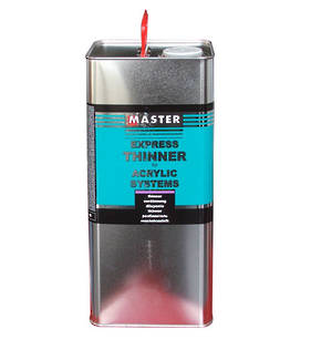 Troton Master Express Thinner 5 Litre
