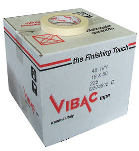 Vibac 225 White General Purpose Masking Tape 18mm