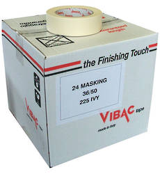 Vibac 225 White General Purpose Masking Tape 36mm