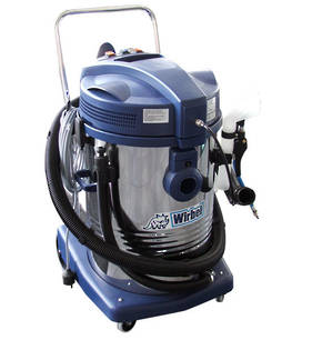 Wirbel CE56 Carpet and Upholstery Cleaner  Vacuum