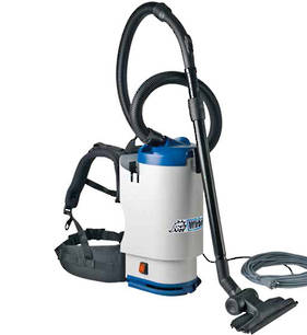 Wirbel W1 Backpack Vacuum
