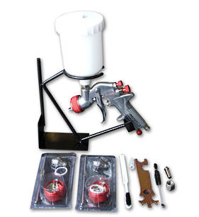 WorkQuip Gravity Feed Spray Gun