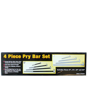 Pry Bar Set