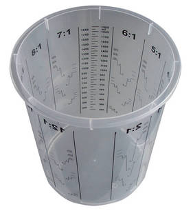 Heavy Duty Measuring Cups 2240ml