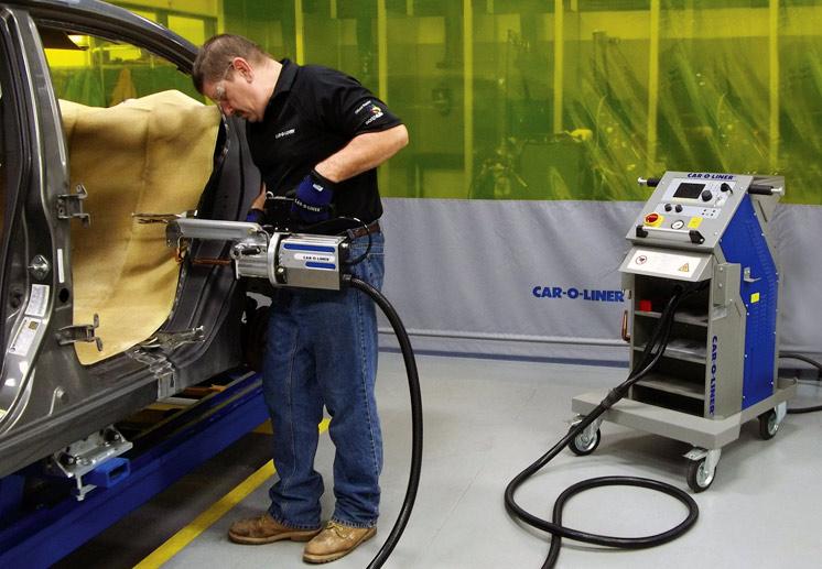Car-O-Liner CTR12000 Resistance Spot Welder