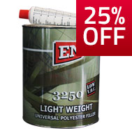 home EN3250-EN-Chemicals-3250-Lightweight-Polyester-Filler-3L