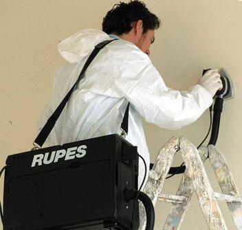 innovation Rupes-Dustless-sanding