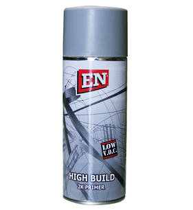 EN Chemicals High Build Grey Primer Spray 400ml