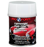Pro Form Lightweight Body Filler 750ml