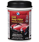 Pro Form Gold Premium Body Filler 1L