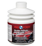 Pro Form Flexible Polyester Glazing Putty 880ml