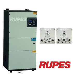 RUPES 4Hp Turbine Centralised Dust Extraction System