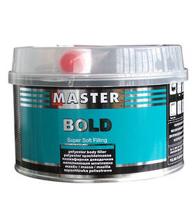 Troton Master Bold Polyester Putty 1 Litre